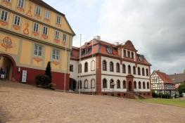 Bad König, Altes und Neues Schloss