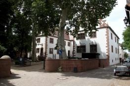Groß-Umstadt, Wamboltʹsche Schloss