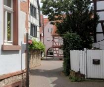 Groß-Umstadt, Im Pfarrhof