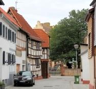 Babenhausen, Gasse Am Hexenturm
