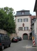 Babenhausen, Torturm des Schlosses