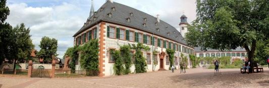 Seligenstadt, Kloster