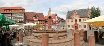 Groß-Umstadt, Marktplatz