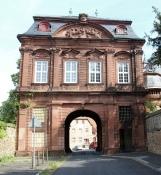 Kloster Ilbenstadt, Oberes Tor