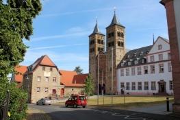 Kloster Ilbenstadt, ehem. Abteikirche und Konventsbau