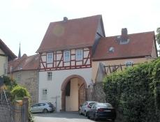 Kloster Ilbenstadt, Unteres Tor