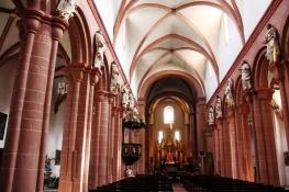 Kloster Ilbenstadt, ehem. Abteikirche