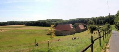 Ilbenstadt, Nonnenhof, ehem. Kloster Nieder-Ilbenstadt
