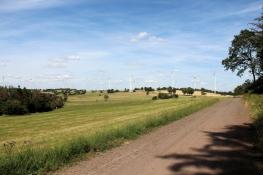 Windpark bei Ulrichstein