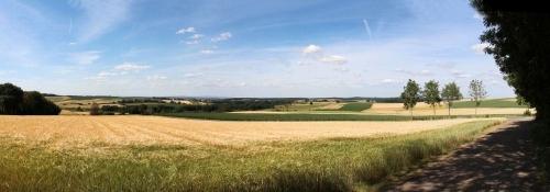 Landschaft vor Storndorf