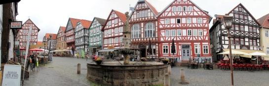 Fritzlar, Marktplatz