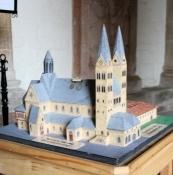 Fritzlar, Model des Doms