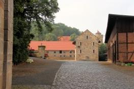 Züschen, Altes Schloss