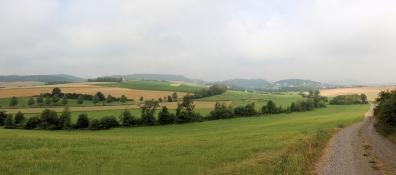 Zwischen Elbenberg und Naumburg