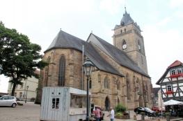 Wolfhagen, Stadtkirche