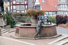 Wolfhagen, Marktbrunnen