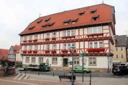 Wolfhagen, Altes Rathaus