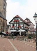 Wolfhagen, am Marktplatz