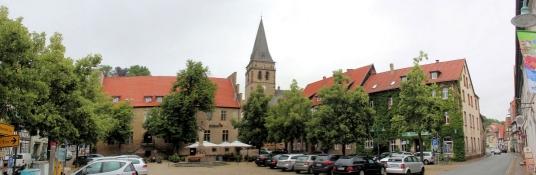 Warburg, Altstadtmarkt