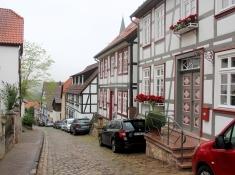 Warburg, Sackstraße