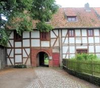 Wethen, Altes Rathaus