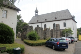 Rumbeck, ehem. Klosterkirche