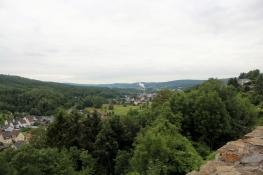 Ruhrtal vom Arnsberger Schlossberg