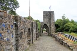 Arnsberg, Ruine des Schlosses