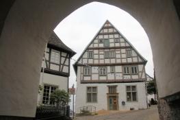 Arnsberg, am Glockenturm
