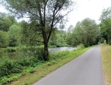 Am Ruhrtalradweg bei Neheim