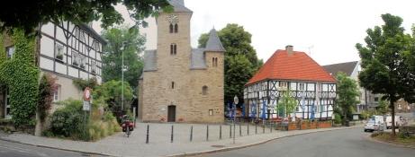 Wengern, historischer Ortskern