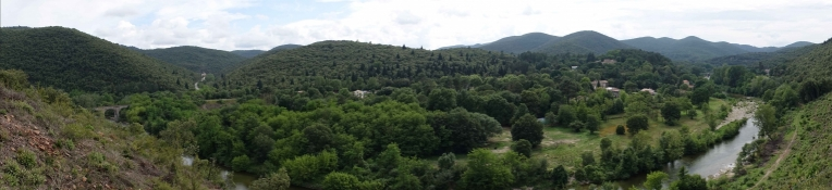 Anduze nach St. Jean-du-Gard: Le Gardon de Saint-Jean
