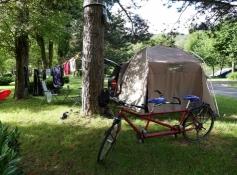 Florac: Camping Pont du Tarn
