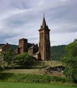 Bédouès: Collégiale Notre-Dame-de-lʹAssomption