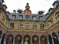 Lille, Alte Börse (La Vieille Bourse)
