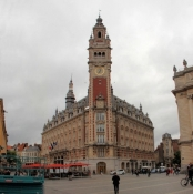 Lille, Belfry of the Chamber of Commerce