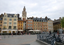 Lille, Place Charles de Gaulle