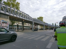 Paris, Boulevard de la Villette