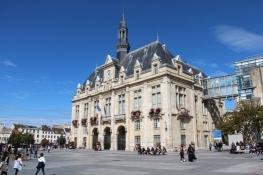 Saint-Denis, Rathaus