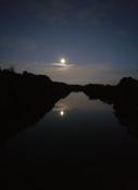 Oise im Mondschein