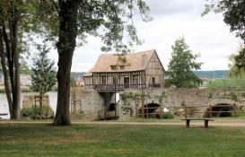 Vernon, Alte Mühle (Vieux-Moulin)
