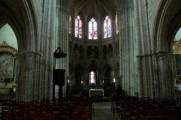 Les Andelys, Kirche Saint-Saveur