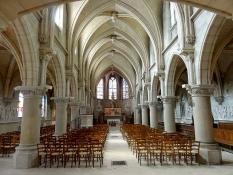 Kirche Saint-Médard de Vigny
