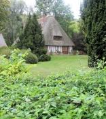 Normannisches Haus bei Heudebouville