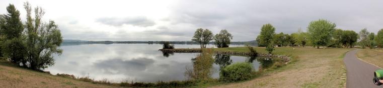 Am Lac des Deux Amants bei Poses