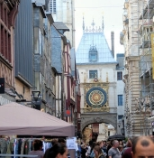 Rouen, Le Gros Horloge