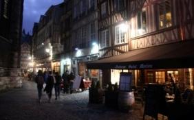 Rouen, Rue Martainville