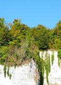 Felsen am Seine-Ufer
