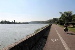 An der Seine bei Duclair