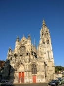Caudebec-en-Caux, Kirche Notre-Dame